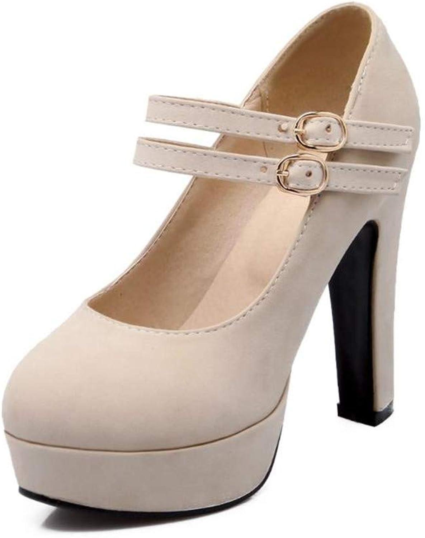 Somethingoods Women Stiletto high Heel shoes Sexy Lady Platform Spring Fashion Heeled Pumps Heels shoes Plus
