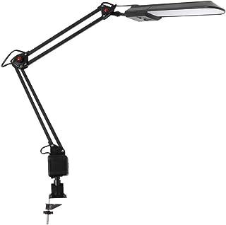 Lampara de escritorio artitecto brazo extensible flexible ajustable Negro 5W 4000K 110º 27600