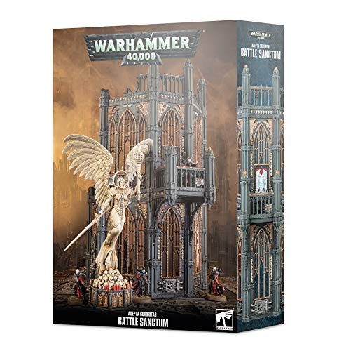 Warhammer 40,000: Imperial Forces - Adepta Sororitas Battle Sanctum