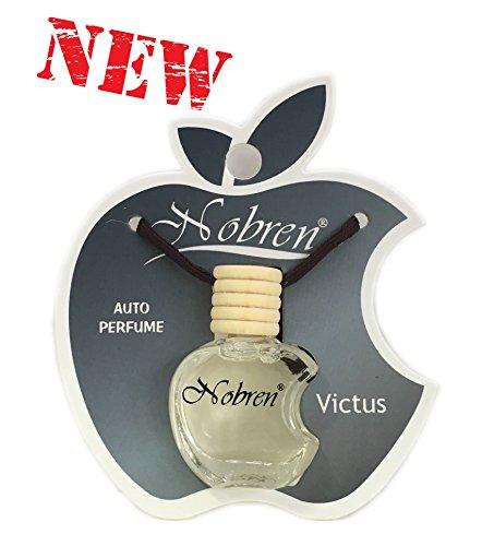 Autogeur Victus ruikt als de top-herengeur Nobren P15 MEN parfum voor auto fris en hygiënisch