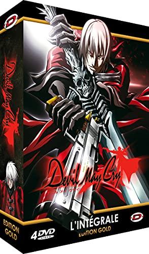 Devil May Cry - Intégrale - Edition Gold (4 DVD + Livret)