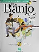 Play Banjo Today: Beginner's Pack