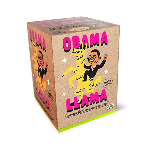 Big Potato Obama Llama: Il Gioco da Tavolo in Rima delle Celebrità