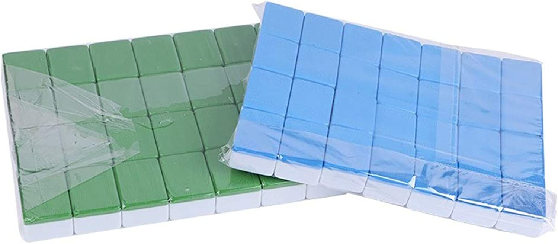 Mahjong Set, Grün Large 136 Melamin Mahjong, Kann Intelligenz entwickeln Denken verbessern, Geeignet für Familientreffen Gesellschaftsspiele (48  35  25mm) (Farbe   Blau)