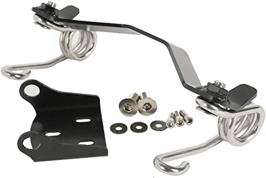 TCMT Solo Seat Mounting Kit Spring Bracket Fit For Harley Sportster XL 1200 883 2004-2006 2010-2017 48 2010-2017 Iron 883 2009-2017 72 2012-2016