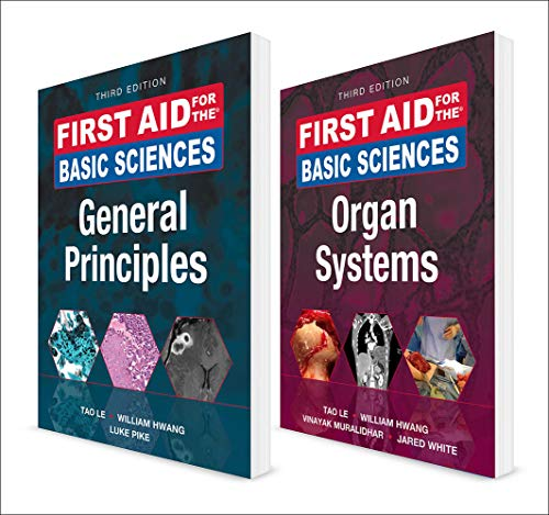 First Aid for the Basic Sciences, Third Edition (VALUE PACK)