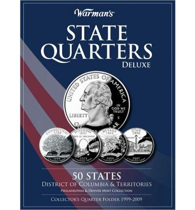 State Quarters Deluxe 50 States, District of Columbia & Territories: Philadelphia & Denver Mint Collection: Collector's…