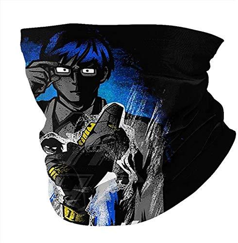 Mi Héroe ACA-De-MIA Bandana Respirable Pañuelo De Cabeza Protección UV Bufanda Facial Antideslizante Cuello Pañuelo para Partido Senderismo Correr