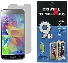 Fologar Protector de Pantalla Cristal Templado para Samsung Galaxy S5 G900F