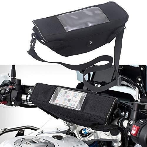 HWH Moderna bolsa de viaje de la manillar de la motocicleta impermeable FORBMW F750GS F750 F850GS 2018 2018 R1200GS ADV F700GS 800GS Bolsa de almacenamiento Durable