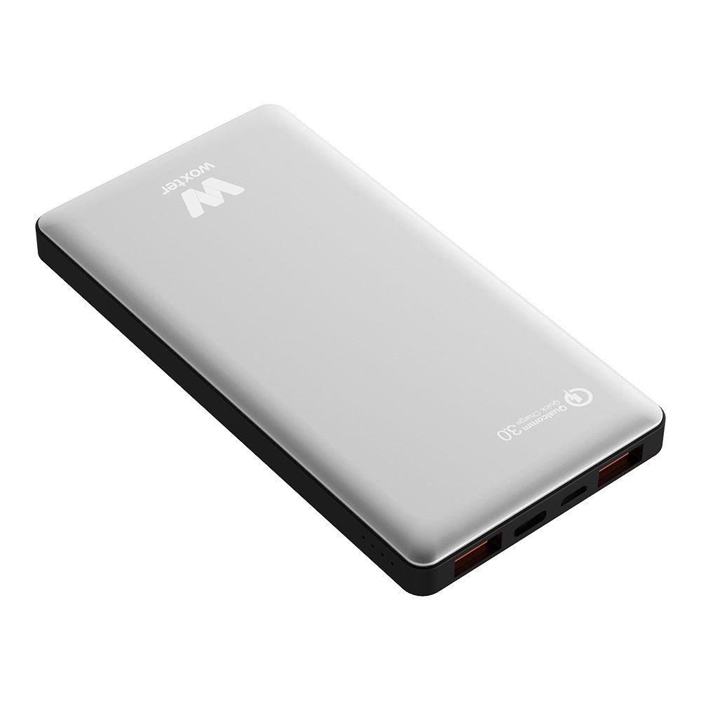 Woxter QC 10500 - Batería portátil (Conexión QC, 10.500 mAh ...