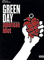 Green Day: American Idiot (TAB). Partitions pour Tablature Guitare(Symboles d\'Accords)