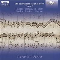 フィッツウィリアム・ヴァージナル・ブック第5集 ピーター=ヤン・ベルダー(2CD)