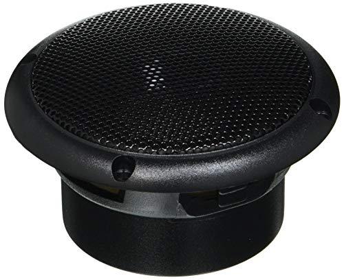 eliga Lautsprecher bis 120° C, schwarz Ø 90 mm