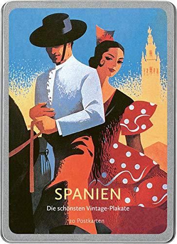 Spanien: Die schönsten Vintage-Plakate