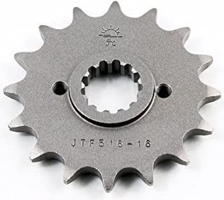 1994-2009 Suzuki GS500 JT SPROCKET 16 TOOTH, Manufacturer: JT SPROCKET, Manufacturer Part Number: JTF516.16-AD, Stock Photo - Actual parts may vary.