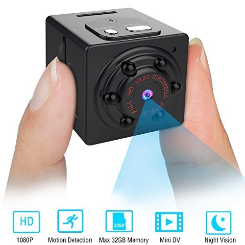 SQR MEKOKO Mini Spy Camera