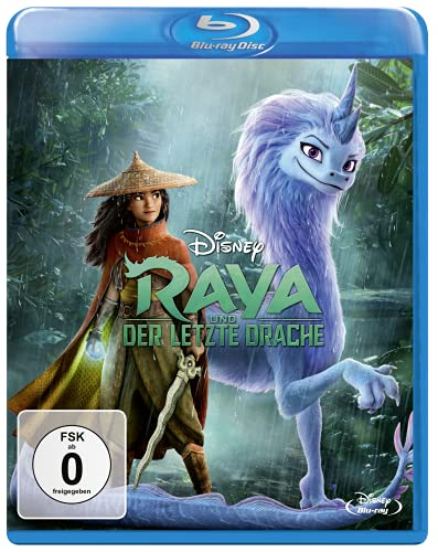 Raya und der letzte Drache [Blu-ray]