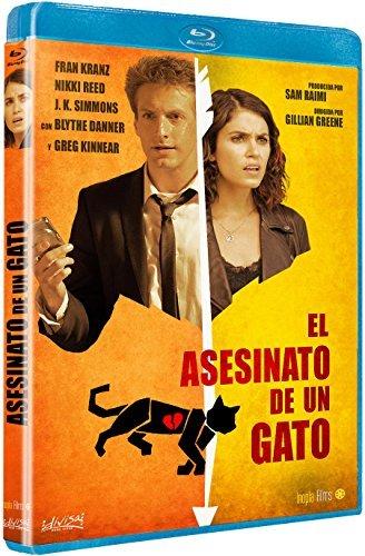 Il mistero del gatto trafitto / Murder of a Cat [ Origine Spagnolo, Nessuna Lingua Italiana ] (Blu-Ray)