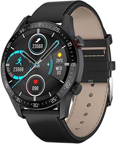 2021 Nuevo reloj inteligente HD podómetro de frecuencia cardíaca monitoreo de presión arterial IP68 impermeable Bluetooth llamadas deportes reloj inteligente d