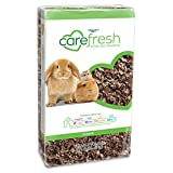 Carefresh 99% Dust-Free Natural Paper Small Pet Bedding with Odor Control, 30 L