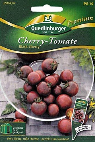 Cherry Tomate, Black Cherry, Solanum lycopersicum, ca. 15 Samen