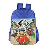 Ryans World Backpack, Ryan Toys-Review Kids Toddler Backpacks Cute Bookbag Waterproof School Bags for Kids/Boys/Girls