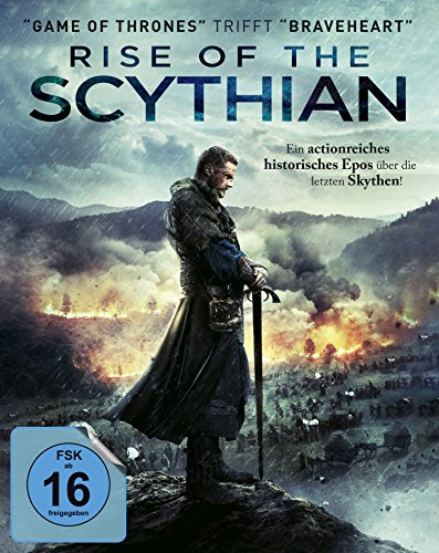 Rise of the Scythian [Blu-ray]