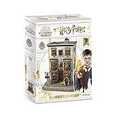 World Brands Tienda de Varitas de Ollivanders Harry Potter, Cubic Fun, puzle, rompecabezas, maquetas para montar, puzzles 3D, kit de construcción, multicolor DS1006H