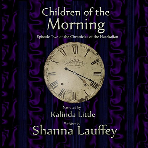 Couverture de Children of the Morning