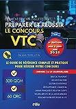 Préparer et réussir le concours VTC: 2021