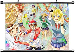 SKET Dance Anime Fabric Wall Scroll Poster (32 x 23) Inches.[WP]-SKE-22 (L)