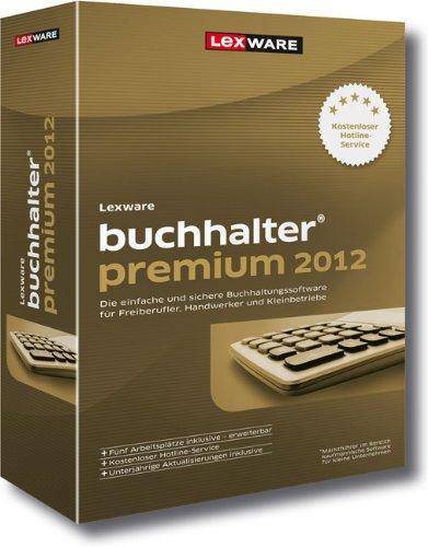 Lexware Buchhalter Premium 2012 (Version 12.00)