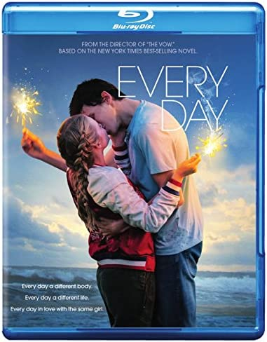 Every Day Blu ray product image