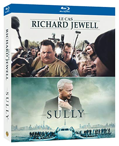 Coffret eastwood 2 films : le cas richard jewell ; sully [Blu-ray] [FR Import]