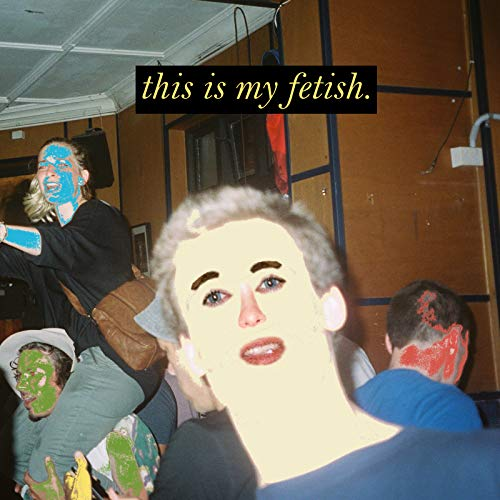 This is my fetish. [Explicit]