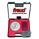 Freud 6' x 18T Safety Dado Sets (SD306)
