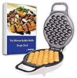 Best Waffle Makers Flips - Hong Kong Bubble Waffle Maker by StarBlue Review