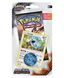 Pokemon Sole e Luna Ombre Infuocate Blister 1 bu con carta promo e moneta Komala (IT)
