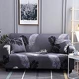 Funda elástica para sofá, Fundas elásticas Modernas, Fundas para sofá para Sala de Estar, Silla, Funda para sofá, Fundas para Muebles A17, 4 plazas