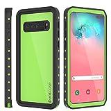 Punkcase Galaxy S10 5G Waterproof Case [StudStar Series] [Slim...