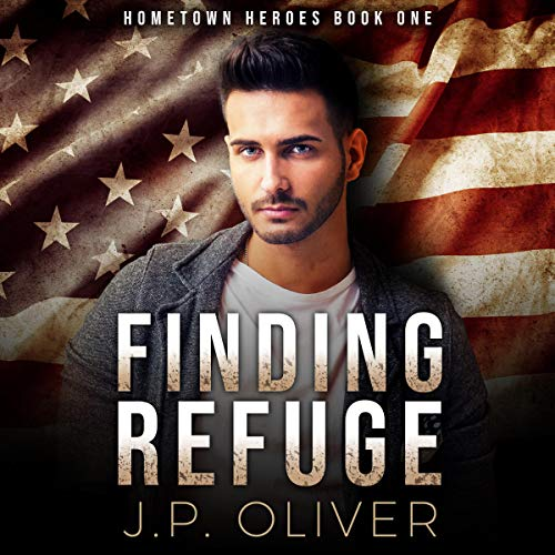 Finding Refuge cover art
