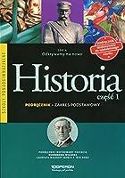Odkrywamy na nowo Historia Czesc 1 Podrecznik Zakres podstawowy