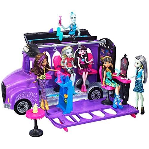 Monster High FCV63Deluxe Bus