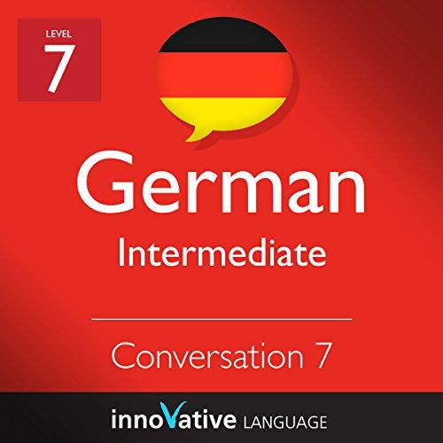 Intermediate Conversation #7, Volume 2 (German) audiobook cover art