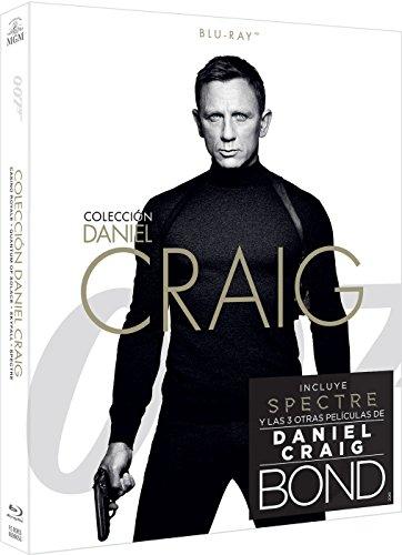 Bond. Colección Daniel Craig