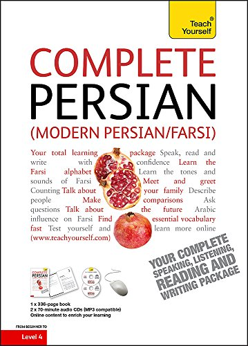 Compare Textbook Prices for Complete Modern Persian Farsi Beginner to Intermediate Course: Learn to read, write, speak and understand a new language Teach Yourself 1 Edition ISBN 9781444102307 by Farzad, Narguess