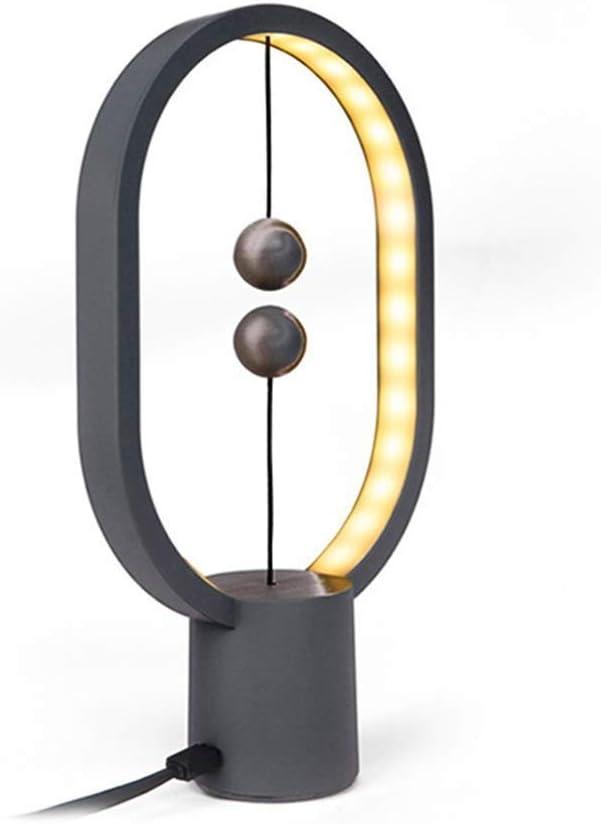 LMZ Balance Light Creative Free Max 59% OFF Shipping Cheap Bargain Gift Night Magnet Mini Smart