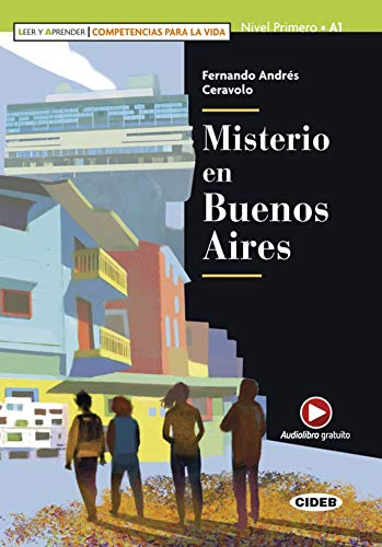 Misterio en Buenos Aires: Lektüre + Audio-Buch + App: Lektre + Audio-Buch + App