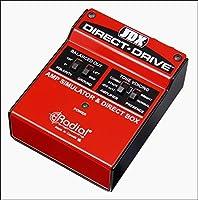 Radial JDX Direct-Drive - Active Guitar Amp Direct Box [並行輸入品]